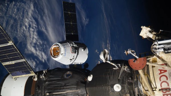 SpaceXs Dragon Capsule Made a Successful ReEntry After