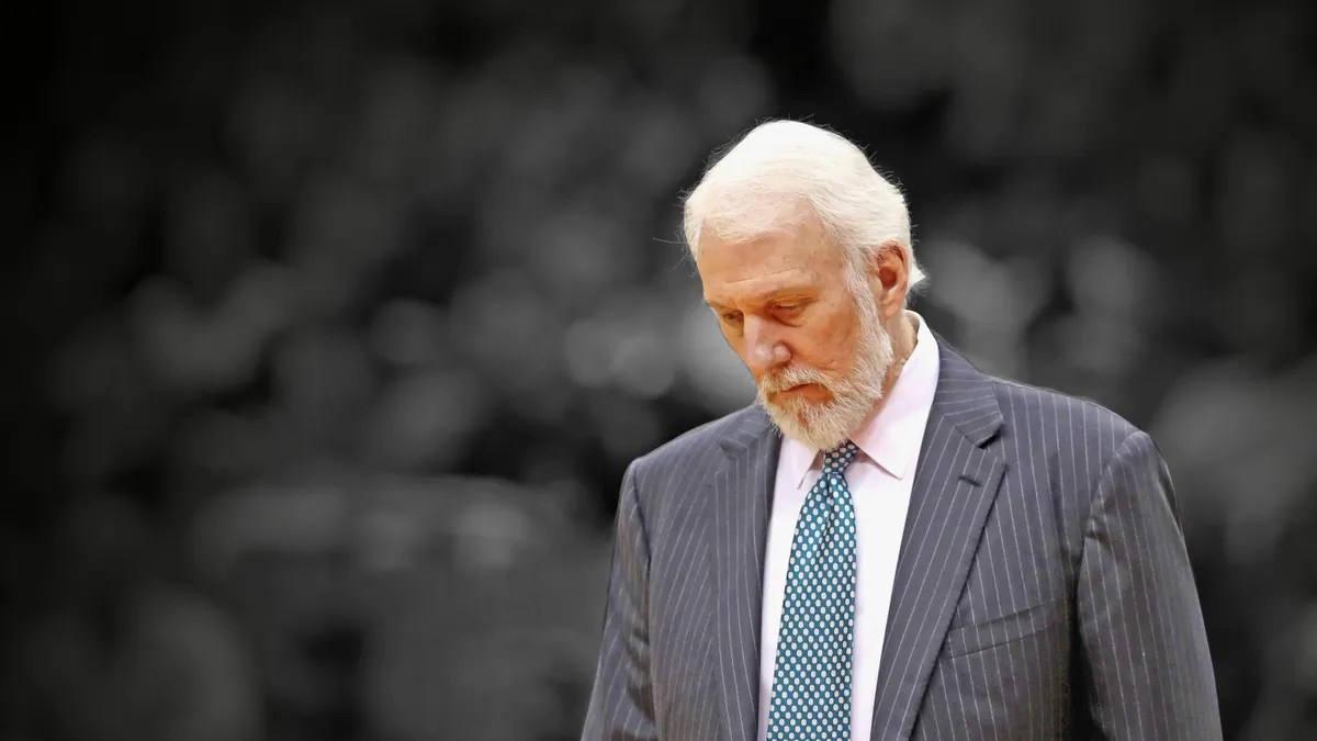 Photo of Gregg Popovich's Message To White America: It's On Us