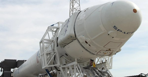 SpaceX Falcon 9 The Future Of Commercial Space Flight