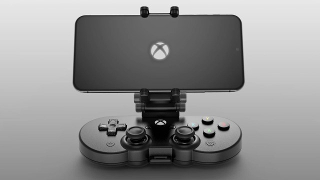 There's Now a Slimmer Xbox Controller For Microsoft's xCloud Game ...