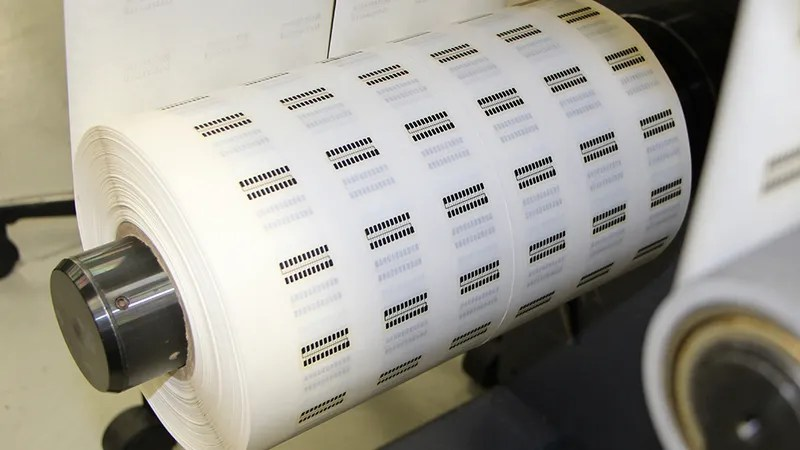 Xerox's Printable Memory Labels Can Store Data to Combat Counterfeits