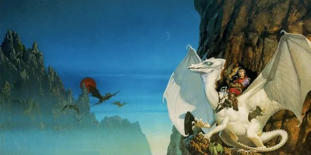 A Dragonriders Of Pern Movie May Finally Happen!