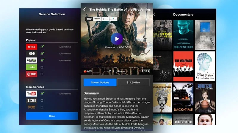 Yahoo Video Guide Combines All the Streaming Apps You Own Into One Recommendation Engine