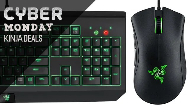 Your Favorite Razer Gaming Peripherals, Discounted