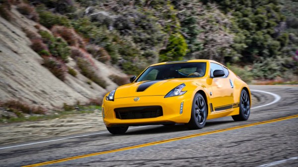 The 2018 Nissan 370Z Heritage Edition Is A Reminder That