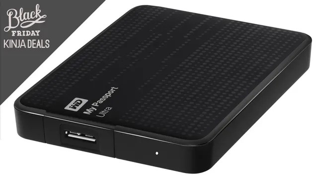 This Ultra-Fast External Drive is Down to an All-Time Low Price