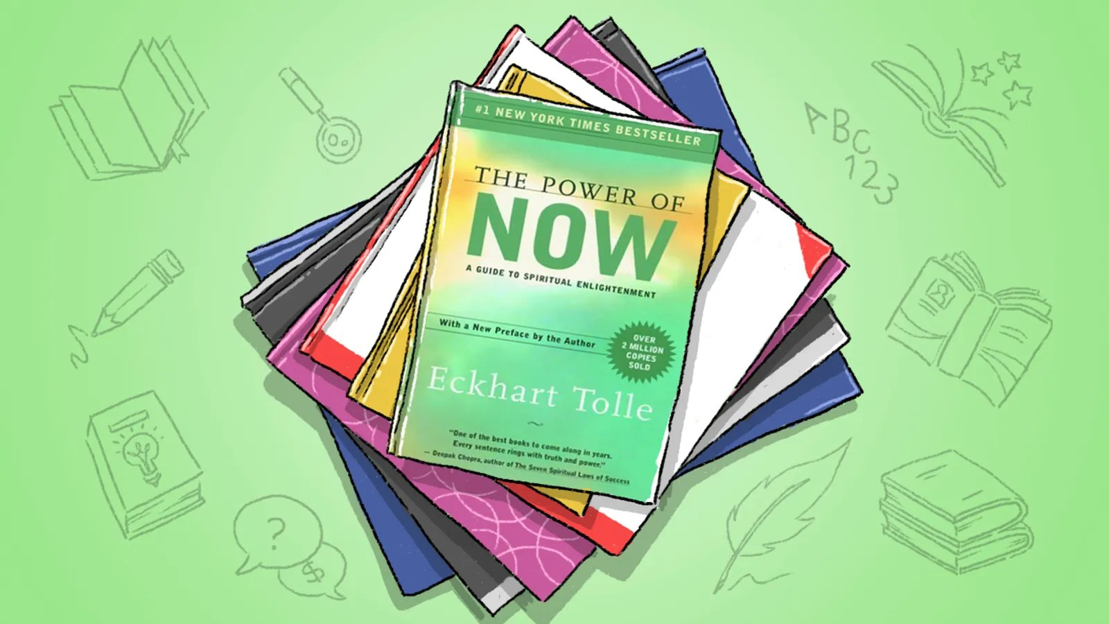 The Power Of Now A Meditative Approach To Living In The