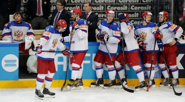 Russia Will Be Punished For Skipping Canadian National Anthem