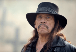 You already know a film's a bit off when Danny Trejo is introduced again to life by Tori Spelling's husband