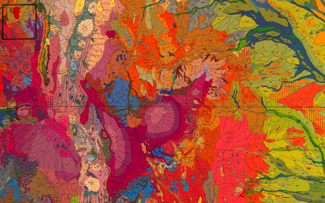 Your New Desktop Wallpaper: A Gorgeous Exploratory Soil Map of Kenya