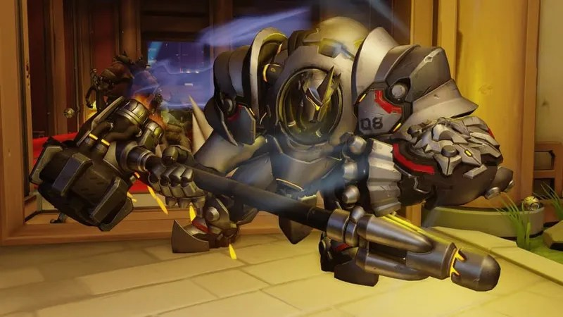 Overwatch Pro Lands The Dream Charge