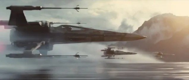 A Shot-For-Shot Dissection Of All The Clues In The Star Wars Trailer