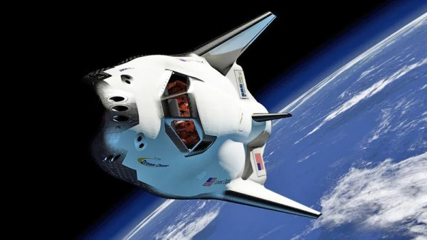 Dream Chaser Space Plane Could Take On Air Force Missions ...