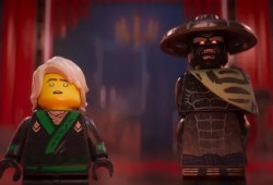 Lego's film mojo runs out with Ninjago