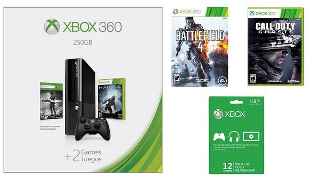 Brookstone Starbucks Xbox 360 And Wii U Bundles Ghosts