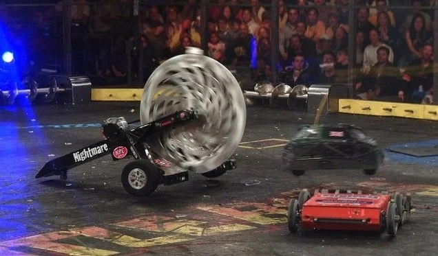 BattleBots Is Back After Ten Years, And It's Bound To Be Incredible