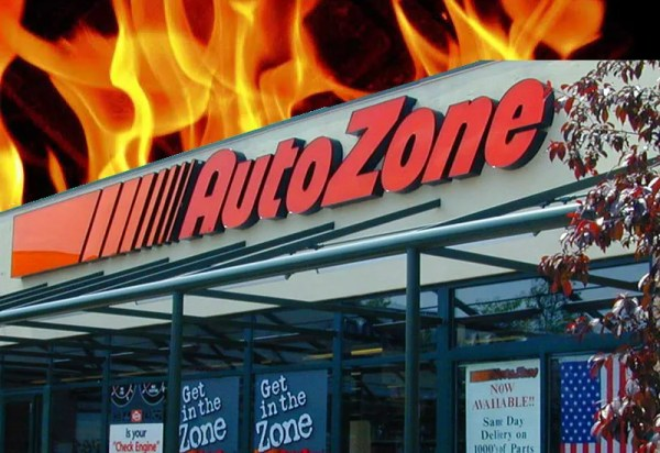 AutoZone Customer Takes Matters Into His Own Hands After ...