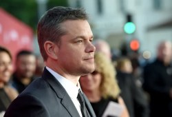 Matt Damon has lastly realized he ought to simply cease speaking about sexual harassment