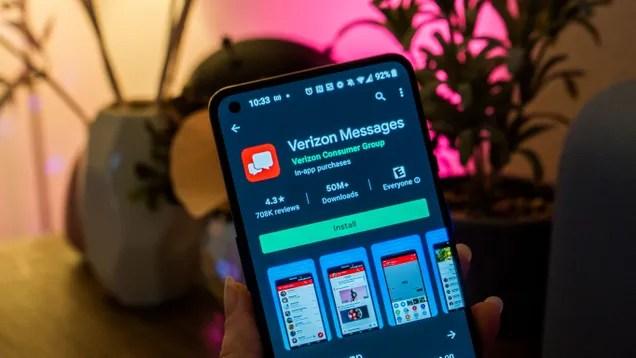 04b1dc84c41dfb0bd7582a7ce06a76a4 Verizon Finally Embraces RCS, Now the Lone Holdout Is Apple | Gizmodo