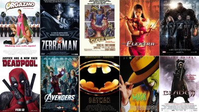 A look at different movies