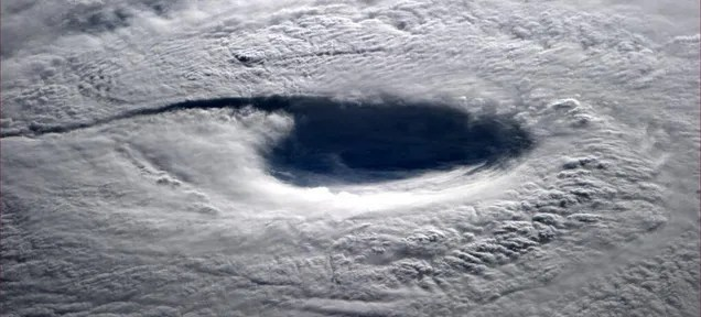 Japan's Super Typhoon Neoguri Looks Terrifying From Space