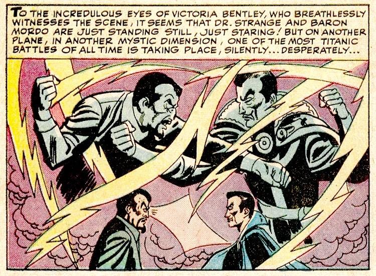 The Rules of Magic for Marvel's Doctor Strange