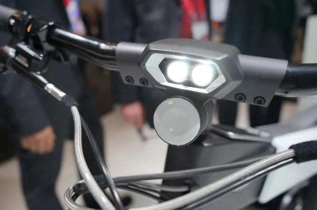 Cómo será la bici urbana del futuro: eléctrica y repleta de sensores