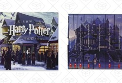 Amazon Waved Its Low cost Wand Over This Harry Potter Particular Version Field Set