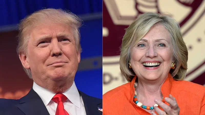 Is Donald Trump Running a False Flag Campaign to Help Hillary Clinton?