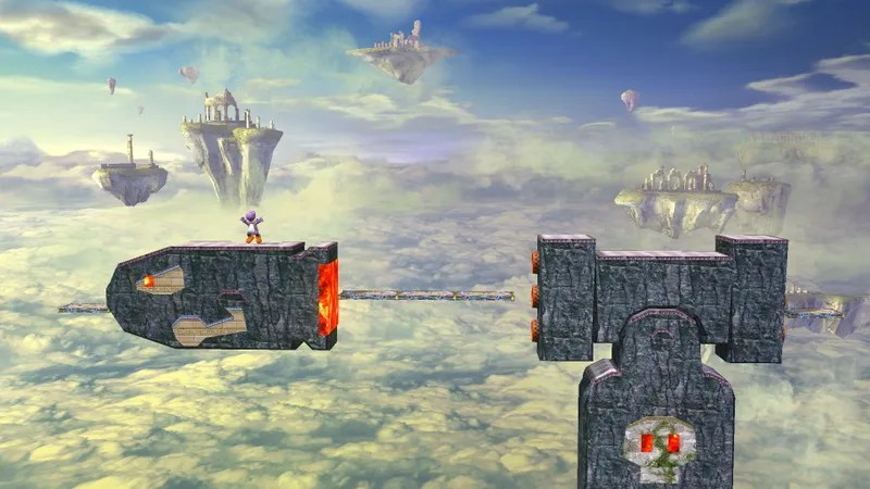 The Coolest Custom Stages For Super Smash Bros Wii U So Far