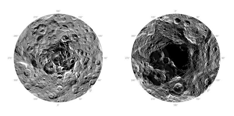 Por fin tenemos la historia completa en puntos brillantes misteriosos Ceres '
