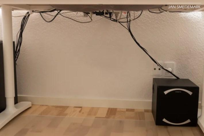 The Music Lover's Corner Workspace