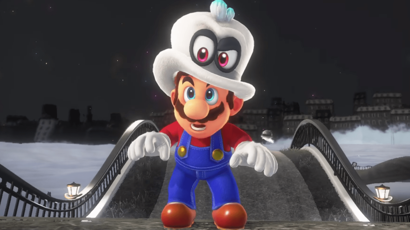 Quiz Which Mario Odyssey Outfit Are You