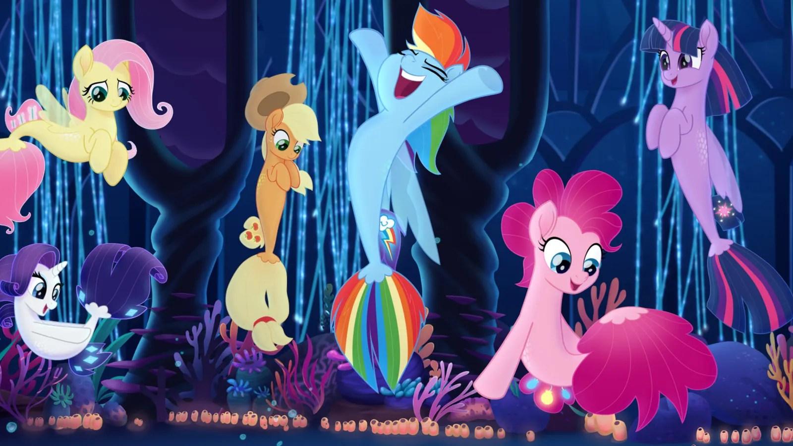 Games 6 Girls Mlp Base Mane Equestria Equestria