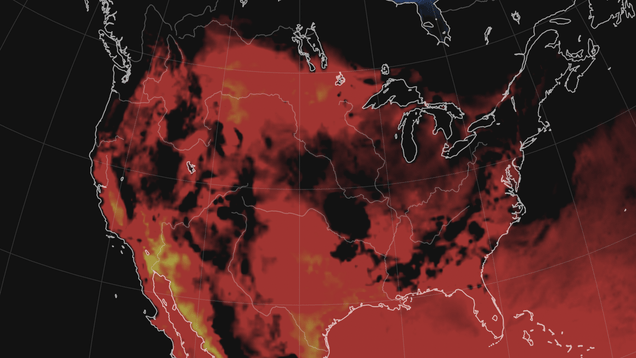 5f7214a14e81a25767c0b5ad163d23fc A New Heat Wave Will Set Records Across the West This Weekend | Gizmodo