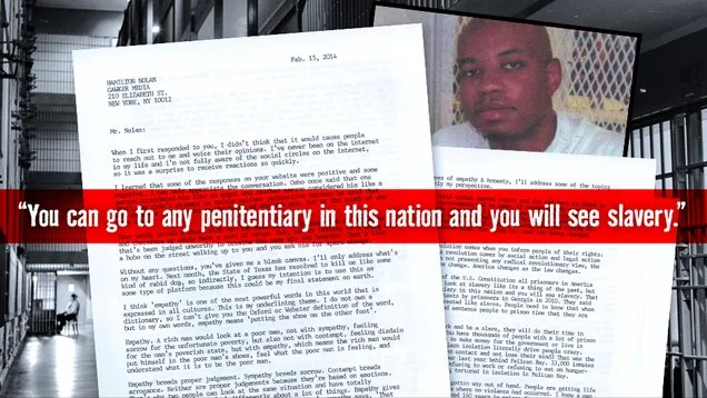 A Letter From Ray Jasper, Who Is About to Be Executed