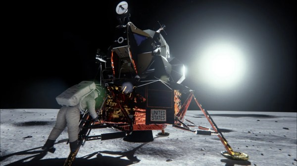 Meticulous Visual Recreation Of Moon Landing Shows It Wasn ...