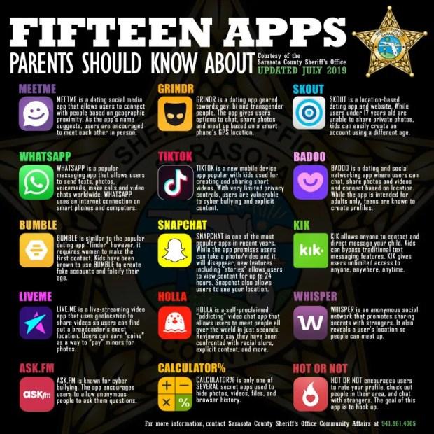Aplicaciones que tu hijo jamás debería tener en su teléfono móvil