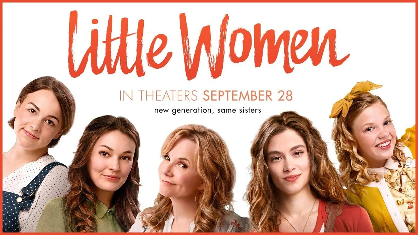 This Modern Little Women Movie Looks God Awful