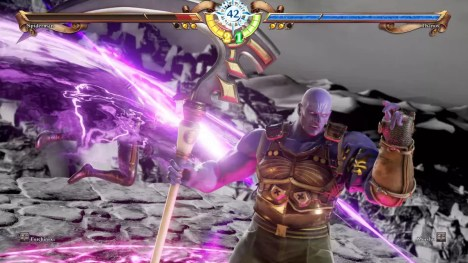 soul calibur 6 thanos