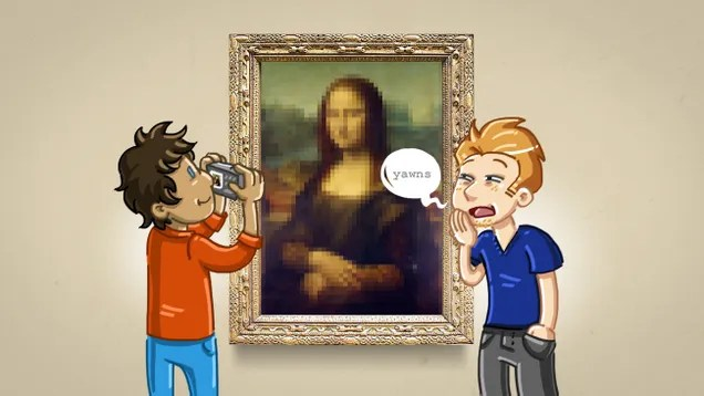How to Stop Pretending and Actually Enjoy Art