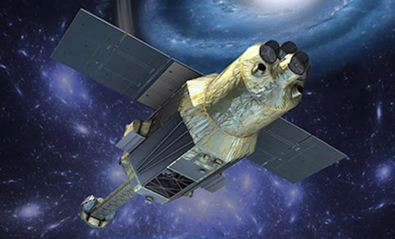 Japan's Lost Black Hole Satellite Just Reappeared and Nobody Knows What Happened to It