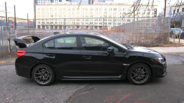 2015 Subaru WRX STI: The Jalopnik Review