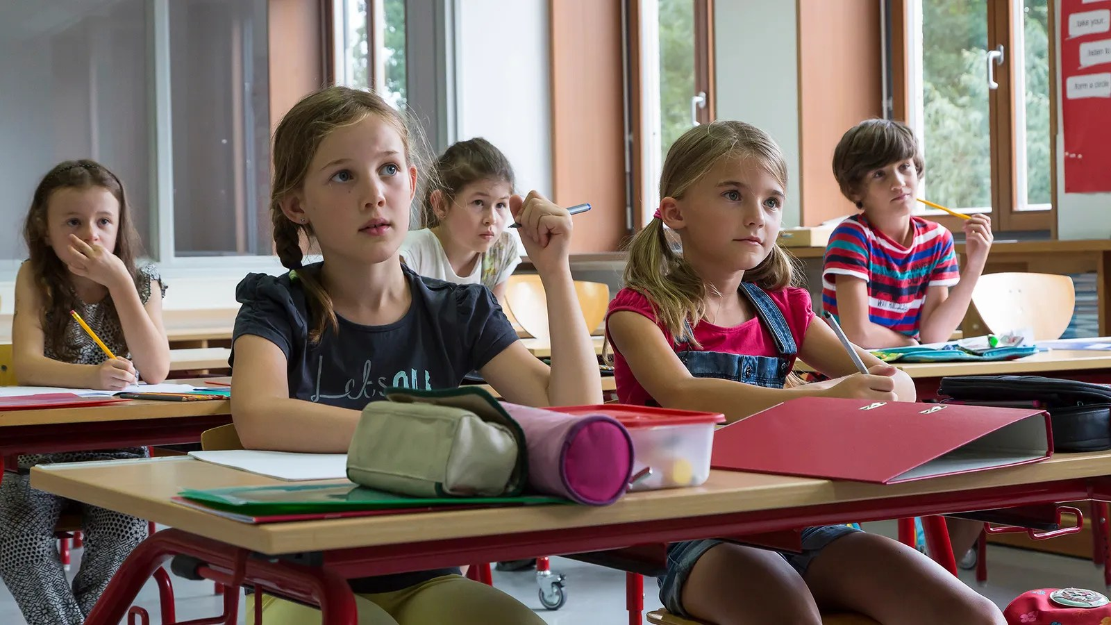 6th Graders Feel Kind Of Bad After Seeing How Easy It Was