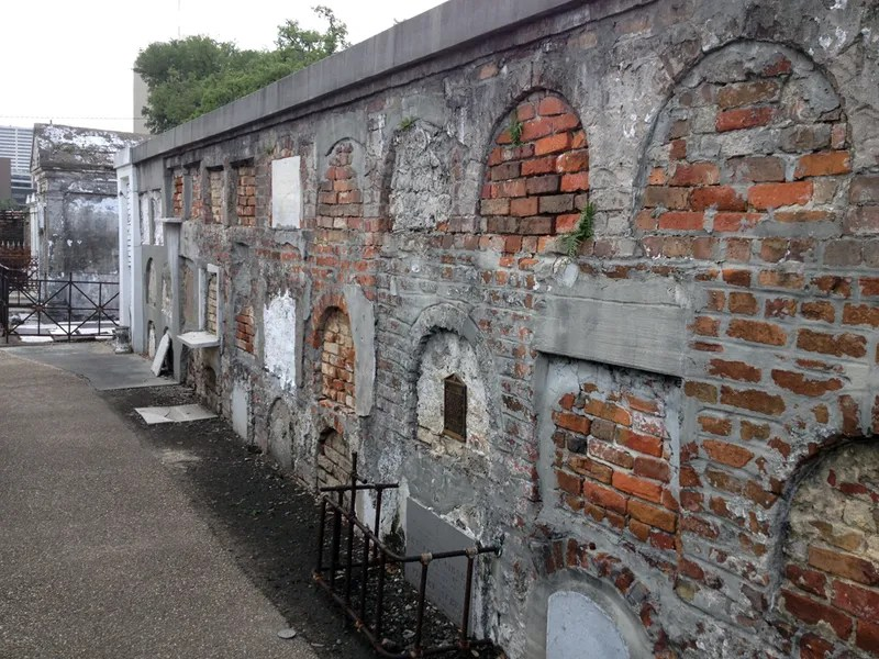 Crescent City: Cemetery Blues (or New Orleans hates Nick Cage)