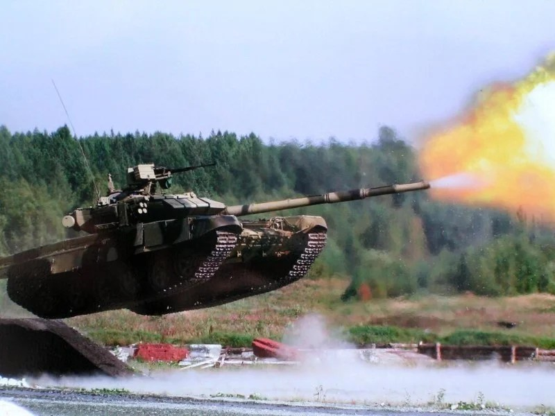 What America Can Learn From Russia's Cheap But Deadly T90 Tank
