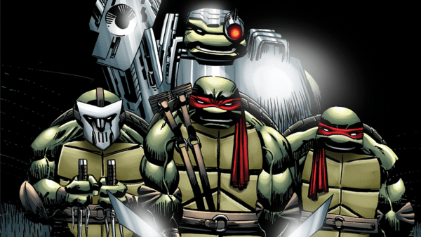 The LongUnfinished Image TMNT Comic Is Finally Getting