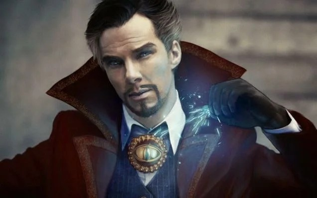 Benedict Cumberbatch Will Be Marvel's Doctor Strange