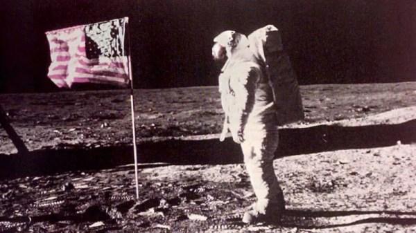 Conspiracy Theorist Convinces Neil Armstrong Moon Landing ...