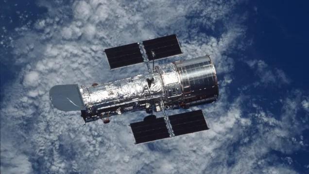 7ac0b9ec7c7d645a13e98f5e34c443b9 Hubble Space Telescope Is Back   Gizmodo